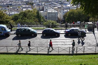 Sacre Coeur cars