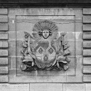 Detail at L'Hôtel national des Invalides