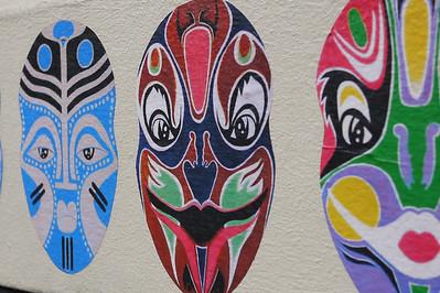 Mask Graffiti