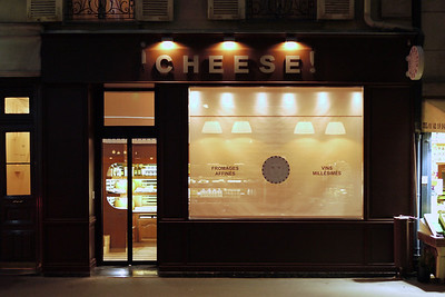Cheese and Wine, Serious subjects in Paris.