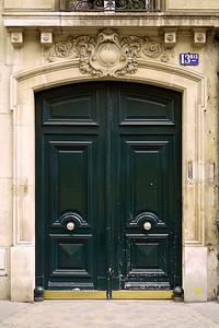 Carriage Doorway