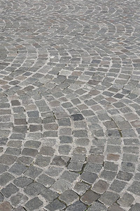 Paris paving