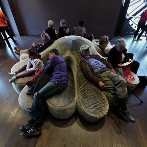 Musée d'Orsay. Even Parisiens get culture overload