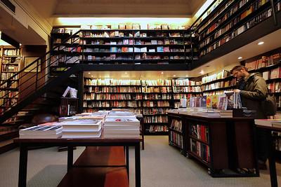 Galignani Bookshop, rue de Rivoli