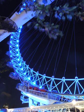 October 2013 London