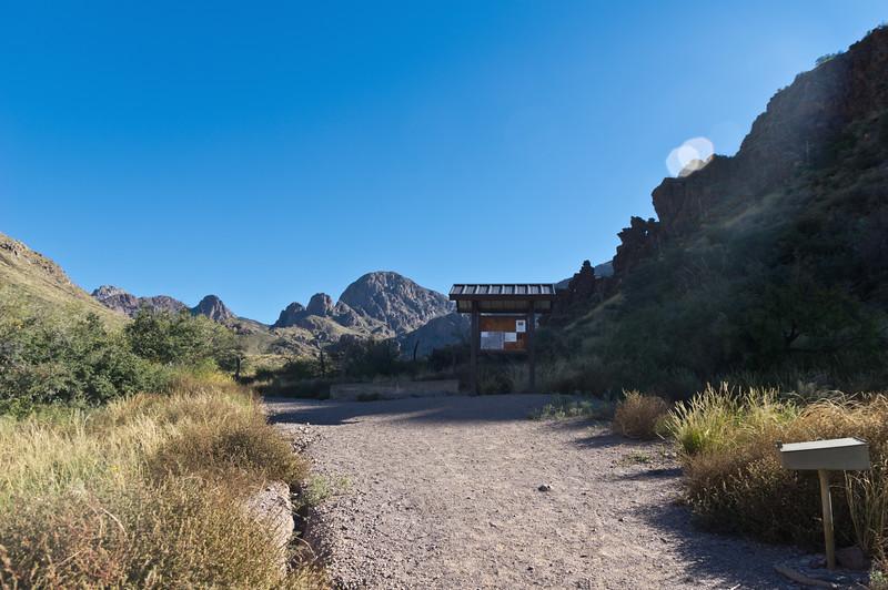 Soledad Canyon, Las Cruces, NM