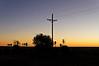Sunrise over Hope, NM