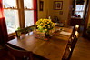 Rod & Karen's dining room, Athens, WV