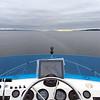 Leaving Comox Harbour