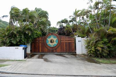 D.L. Chapman home, Hawaii Kai, Oahu