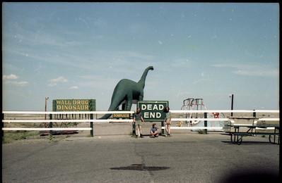 Wall, South Dakota Summer, 1980