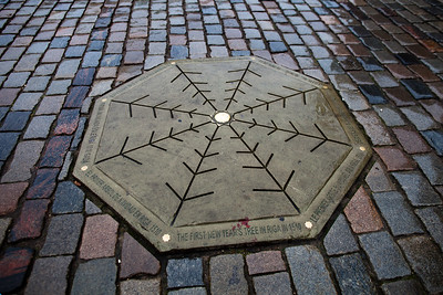 9.19.12 The site of the first Christmas/New Year's Tree. Riga, Latvia