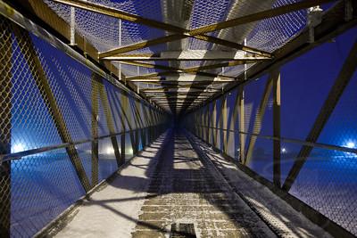 The bridge. Selawik, AK