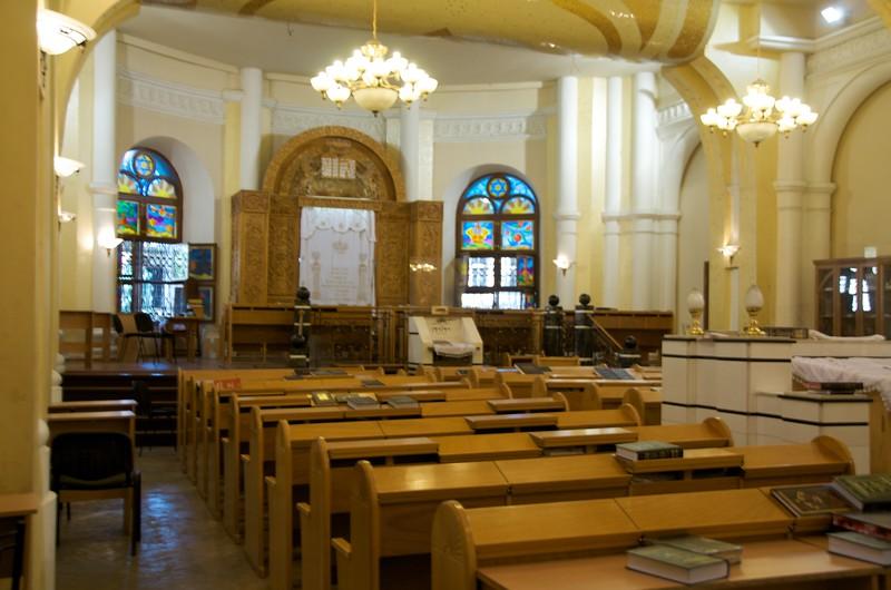 Old Main Synagogue