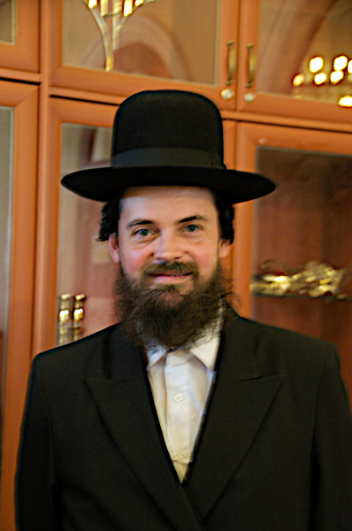 Rabbi from Palo Alto, now liviing in Israel