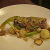 A sample of the food - very nice, too!