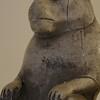 Baboon figure in the Museo Egizio
