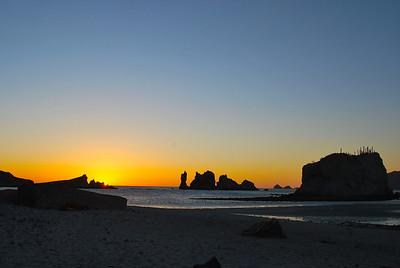 my favorite beach - Ensenada San Basilio
