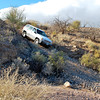 everybody loves to drive down steep ramps - Baja has plenty