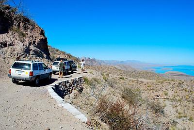 """the """"secrete"""" back road to Agua Verde"""