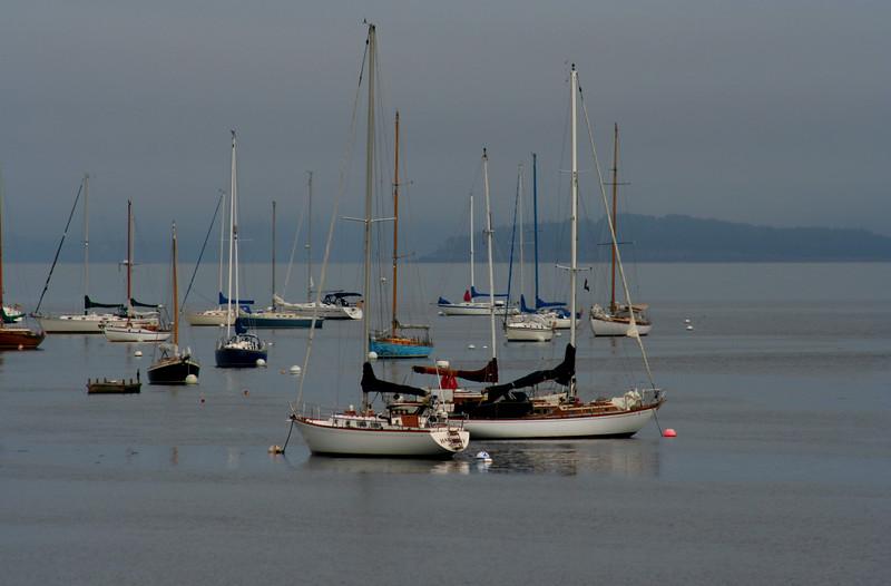 stonington, boats