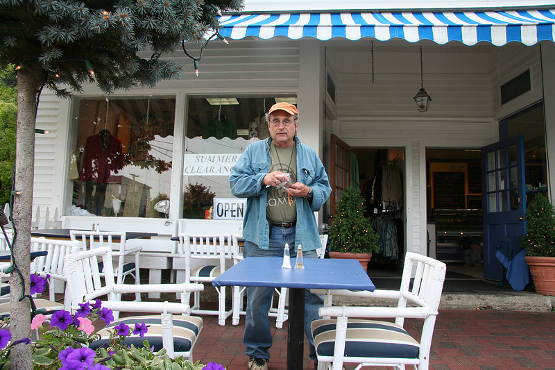 ogunquit cafe, jerry