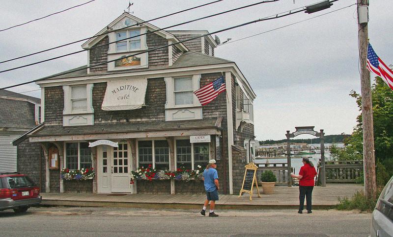 stonington maritime cafe