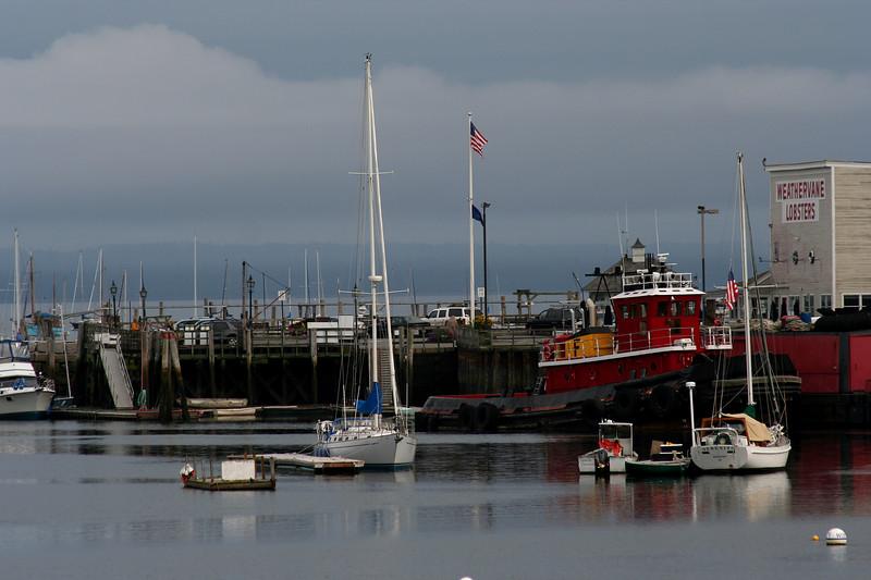 stonington, dock
