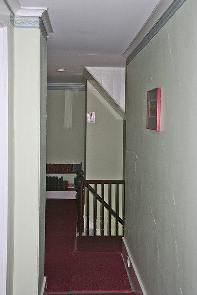 lookout inn hallway