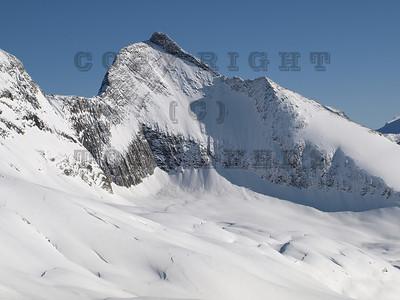 Lens Glacier