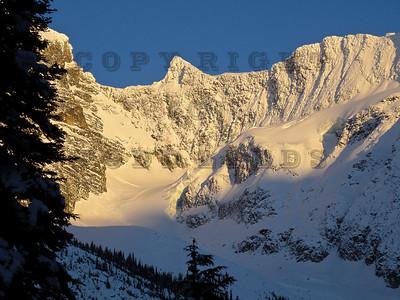 Vaux Glacier