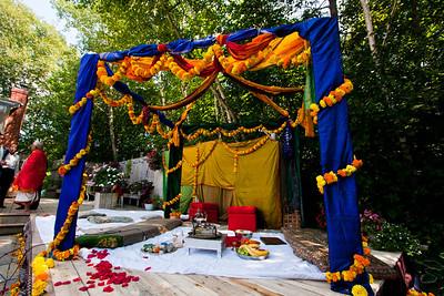 marriage altar