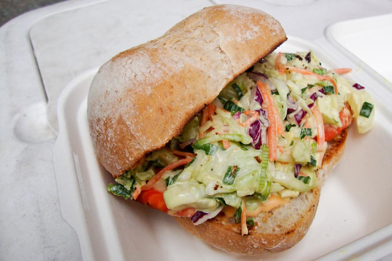 the kaboom box salmwich