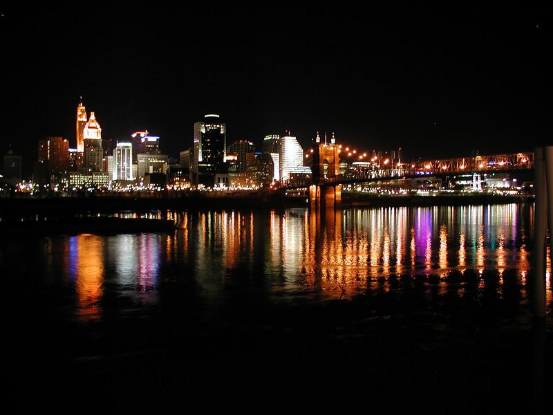 Meeting Hai in Cincinnati, 4/16