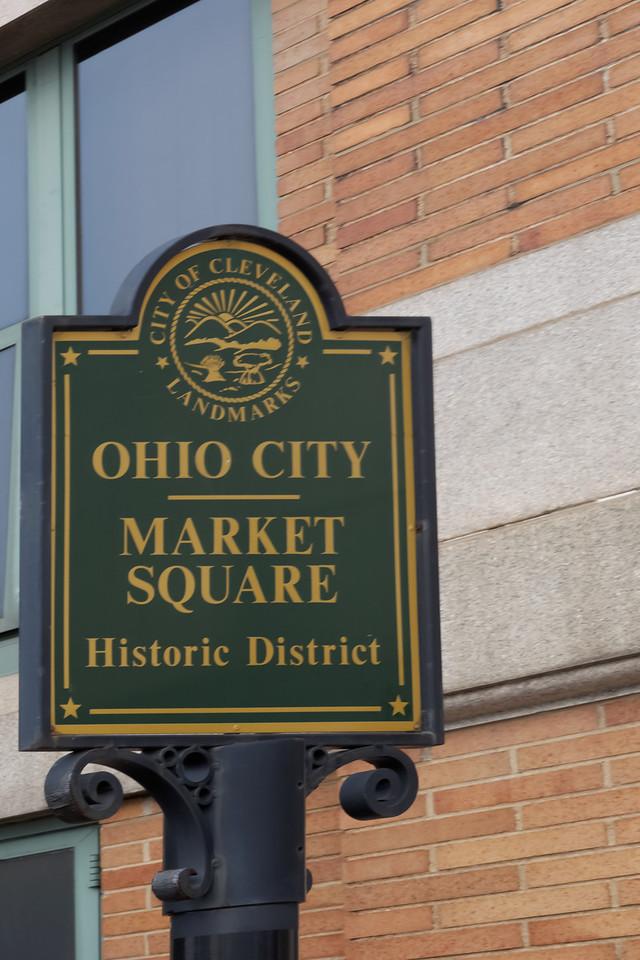 Ohio City Market Square Cleveland