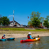 Kayaking the Muskingum River with Marietta Adventure Company