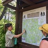 Guided hike with a forest ranger at Wayne National Forest