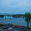 Ohio River from Lafayette Hotel