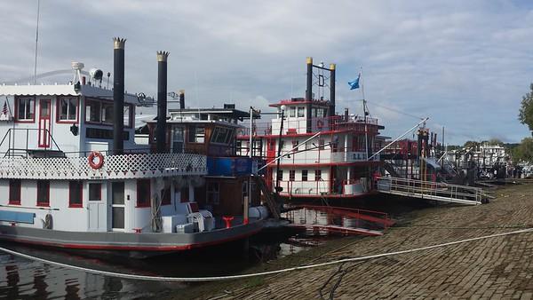 40th Ohio River Sternwheel Festival - Marietta, OH - 11-13 Sept. '15