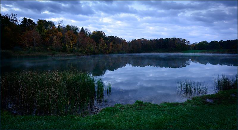 Marsh at Indigo Lake