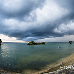 Toguchi Beach, Okinawa, Japan