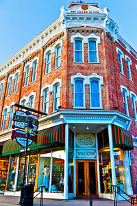 Delaware Hotel downtown Leadville