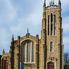 United Methodist church Drumright, Oklahoma