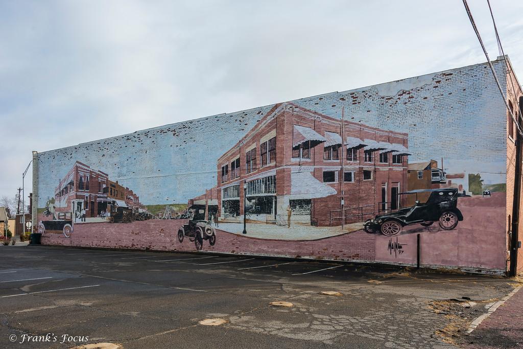 Drumright, Oklahoma