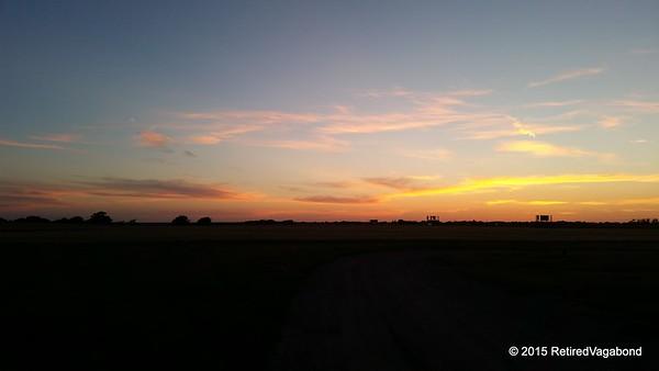 Texola Evening