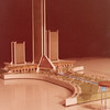 Model of City of Faith - Attended Seminar 9/22-9/24/78