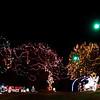 Christmas in the Park in Yukon, OK  12/10/09