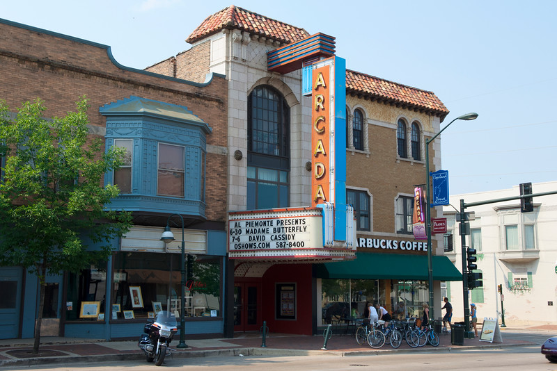 Arcada Theater, St Charles, IL