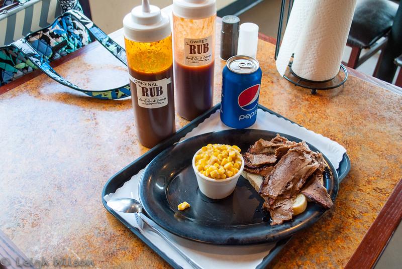 The Rub BBQ - Olathe, Kansas
