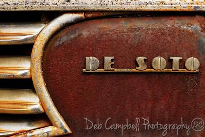 DeSoto side Emblem